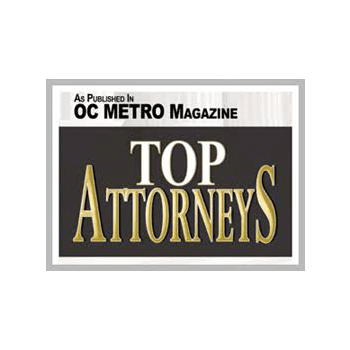 OC Metro Top 100 Attorneys