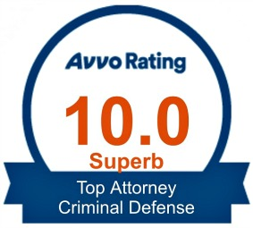 Robert J. Hckey Avvo Top !0 Attorney